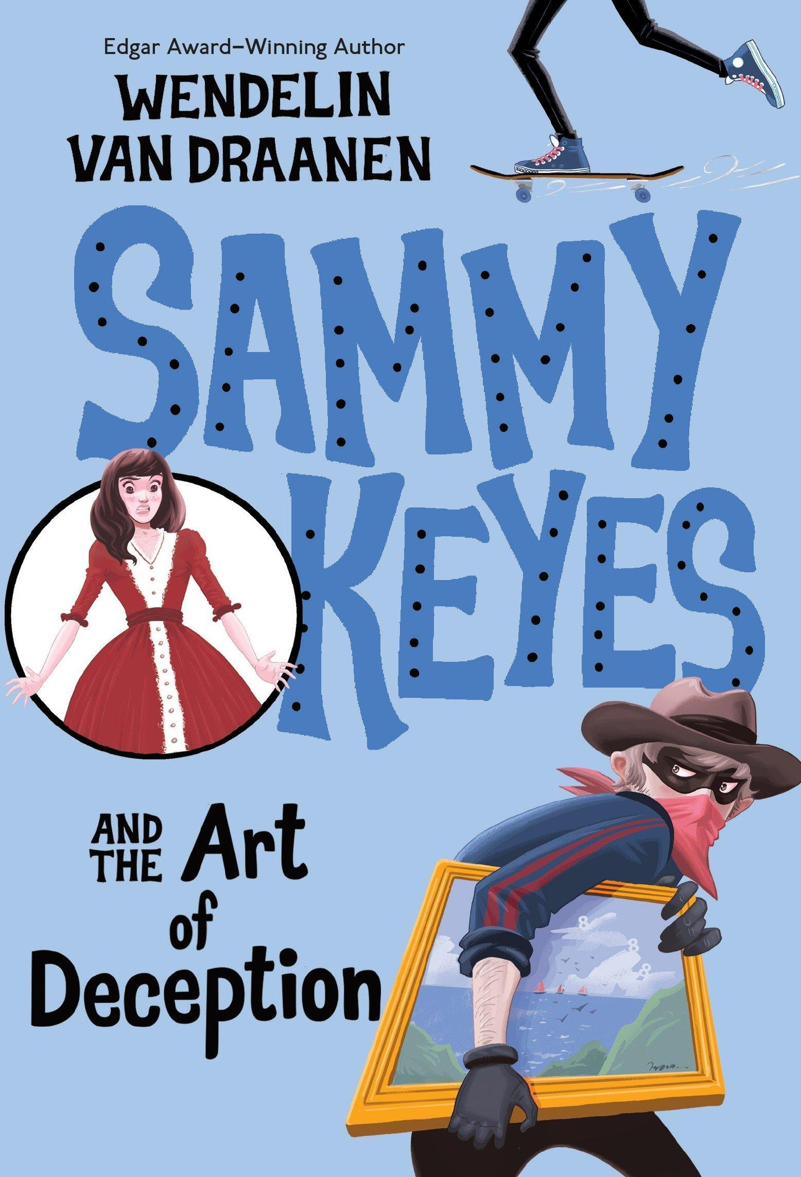 Read Online Sammy Keyes and the Art of Deception pdf