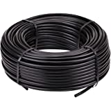 """Raindrip 052050 1/2"""" Poly Drip Watering Hose with 500' Coil"""