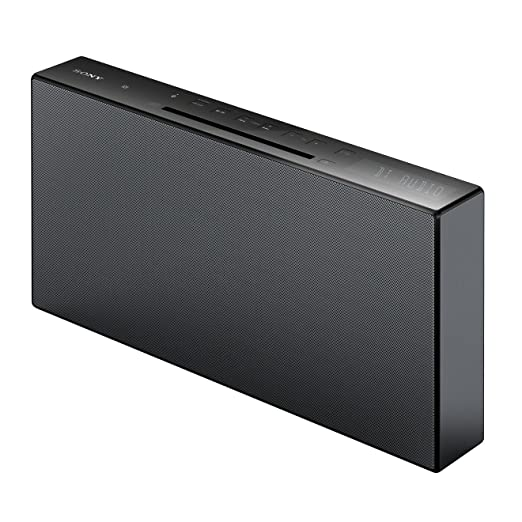 69 opinioni per Sony CMT-X3CD Sistema Micro Hi-Fi, Potenza 20W, Lettore CD, Radio FM, Bluetooth,