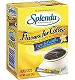 Splenda Flavor Blends for Coffee, FRENCH VANILLA,30 INDIVIDUAL STICKS(1.1 OZ)
