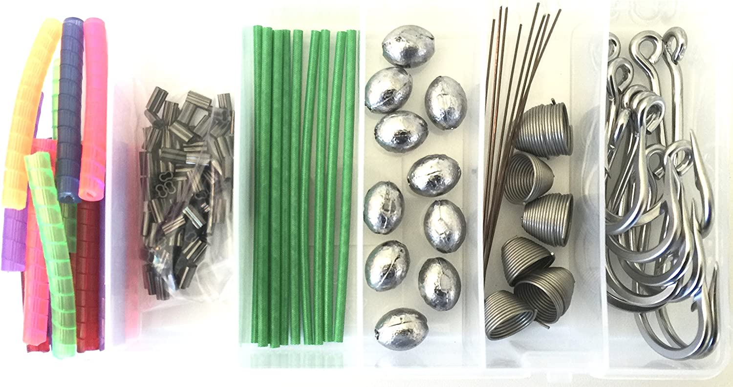 Ballyhoo Pin Rigs Pack of 5 .......Best Design Available....Easiest to Rig !!