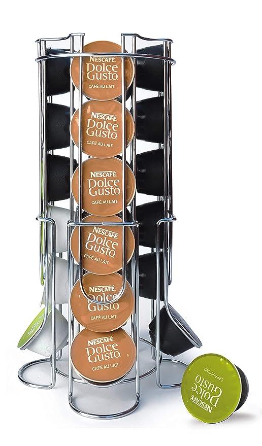 Maxxo Soporte de cápsulas de café Dolce Gusto (24 piezas ...