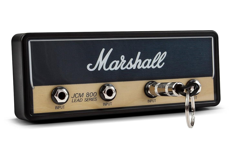 Pluginz Jack Rack Marshall Colgador de llaves con diseño de amplificador de guitarra: Amazon.es: Instrumentos musicales