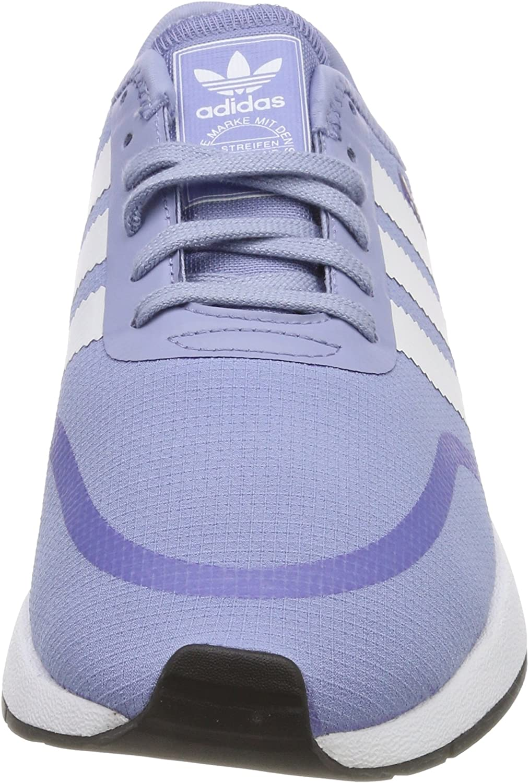 adidas Damen Iniki Runner CLS Fitnessschuhe Blau Azutiz Ftwbla Ftwbla 000
