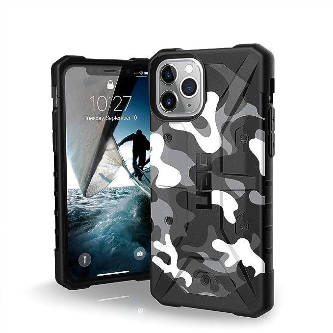 UAG Whiskey Pathfinder SE - Carcasa para iPhone con diseño de camuflaje militar