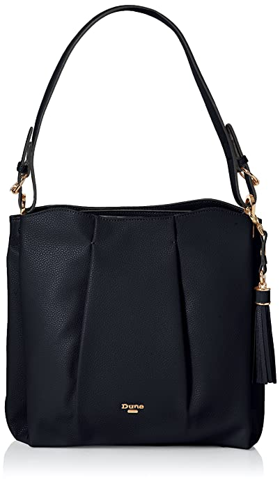 Dune Womens Danty Shoulder Bag Blue (Navy)  Amazon.co.uk  Shoes   Bags e554b6fa6523d