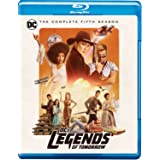 DC's Legends of Tomorrow: The Complete Fifth Season (Blu-ray)