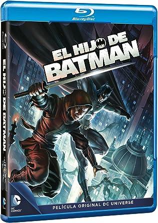 El Hijo De Batman Blu-Ray [Blu-ray]: Amazon.es: Ethan ...