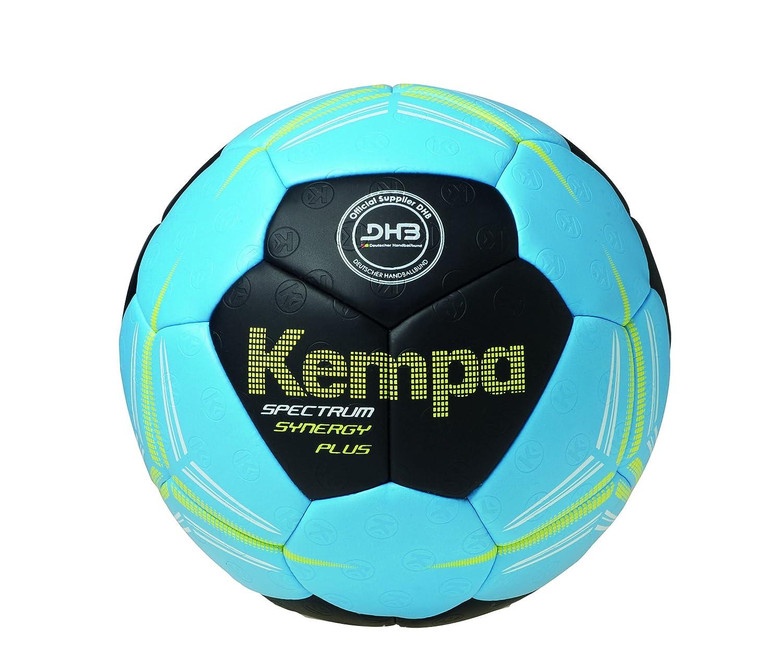 Kempa Spectrum Synergy Plus Balón de Juego y Entrenamiento, Azul ...