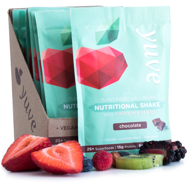 d18e8ec6a Amazon.com  Yuve Vegan Protein Powder with Superfoods - Award ...