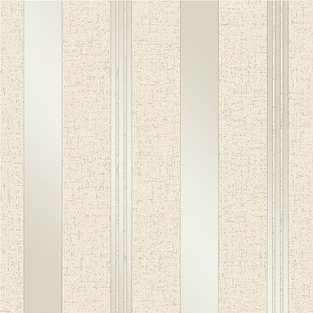 Fine Decor FD41972 Quartz Stripe Wallpaper Gold
