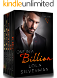 ONE IN A BILLION: Bundle of 5 Billionaire Romance Books (Boxset 2)