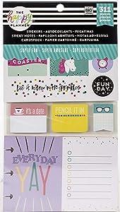 Me & My Big Ideas The Happy Planner Sticker MultiPk, Super Fun