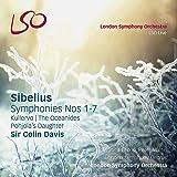 Sibelius: Die Sinfonien Nr. 1-7 / Die Ozeaniden / Kullervo (5 SACD hybrid + 1 Blu-Ray-Pure Audio