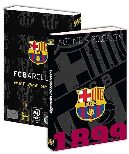 Amazon.com: FC Barcelone Diary 2016 2017 Colección oficial ...