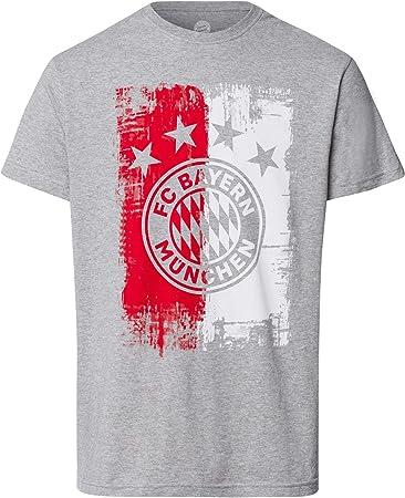 adidas Herren FC Bayern München T-Shirt Fußball FCB Tee XXXL 3XL