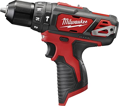 Milwaukee 2408-20 M12 3 8 Hammer Dr Driver -Bare