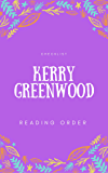 KERRY GREENWOOD