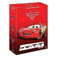 Cars Trilogia Cofanetto (3 DVD)