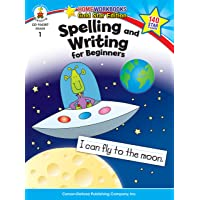 Spelling and Writing for Beginners, Grade 1: Gold Star Edition