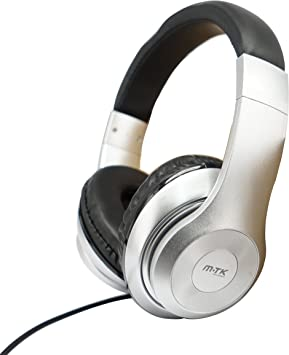 MTK® Auriculares con Micrófono Estéreo Auriculares Cerrado Juegos Headphone para Smartphone Iphone Tablet PC Games Notebook K3407P: Amazon.es: Electrónica