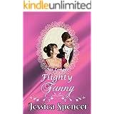 Clean Regency Romance: No Longer Flighty Fanny (Sisters By Marriage Book 3)
