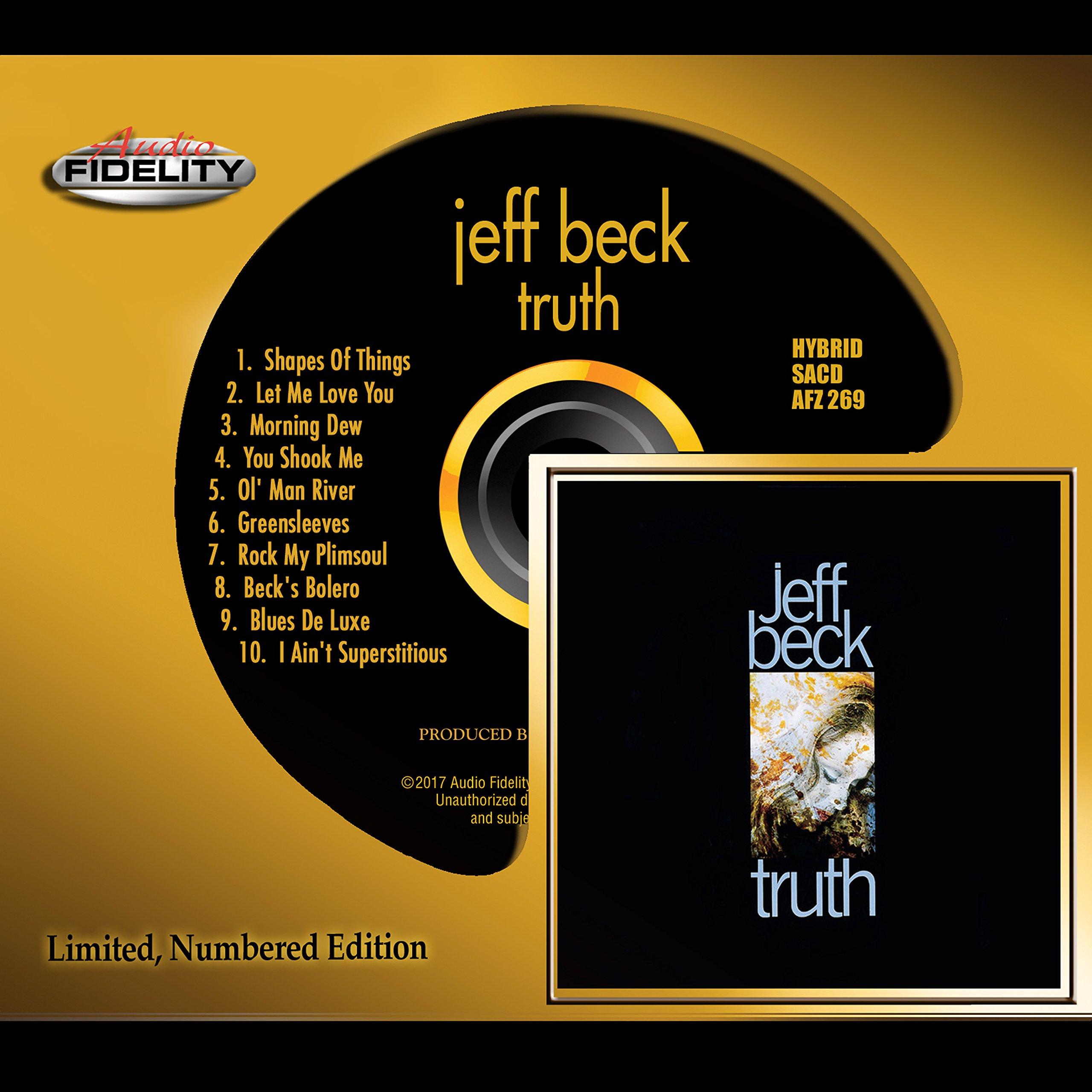 SACD : Jeff Beck - Truth (SACD)