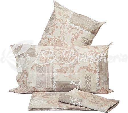 Sacco Copripiumino Matrimoniale 250x220.R P Parure Copripiumino Sacco Chantal Prezioso Cotone Made In
