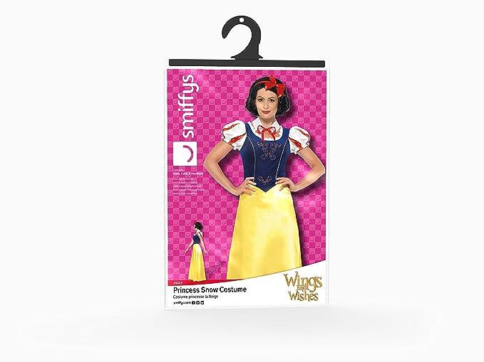 Smiffys 24643XL - Disfraz Blanca Nieve, XL (X1-48-50 EU): Amazon.es: Juguetes y juegos