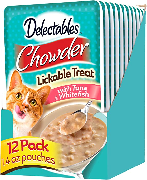 Top 10 Delectable Cat Food