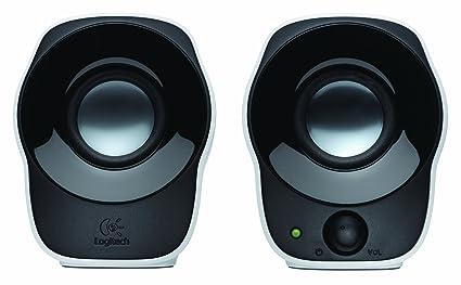7797563da0a Amazon.in: Buy Logitech Z120 Stereo Speaker (Black and White) Online ...