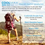 COOLMAX Brand 3 pairs Performance compression