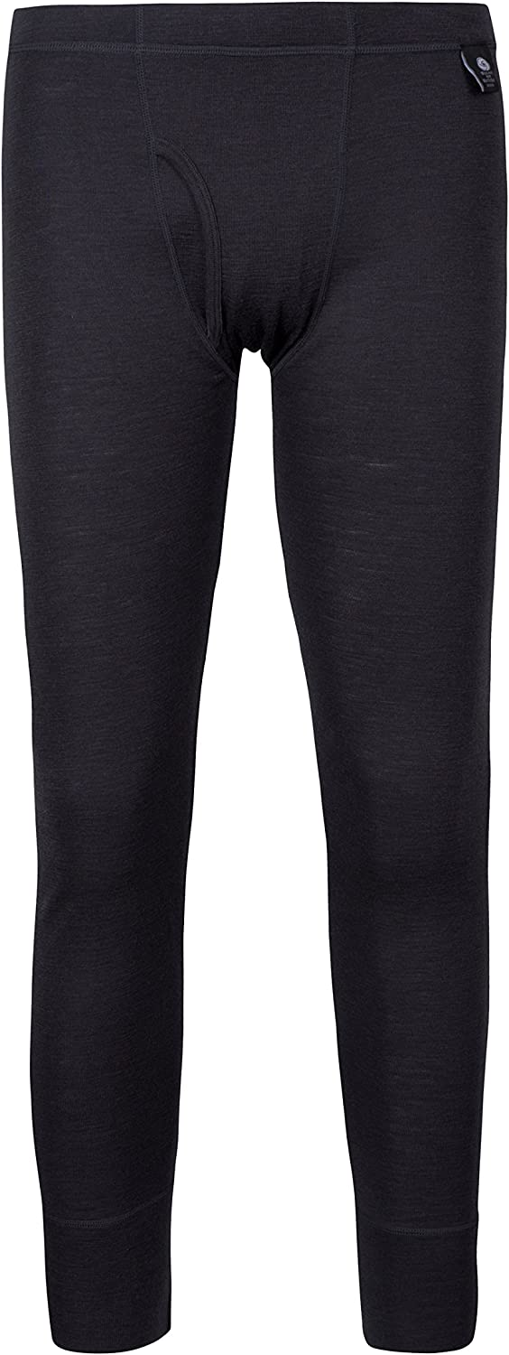 Mountain Warehouse Mens Merino Baselayer Pants - Thermal Baselayer