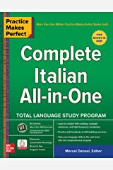 Practice Makes Perfect: Complete Italian All-in-One Kindle Edition