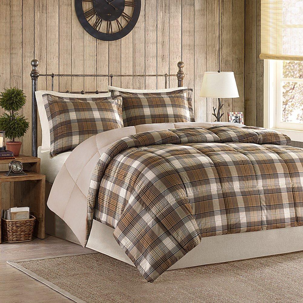 Woolrich Lumberjack Down Alt Mini Comforter Set