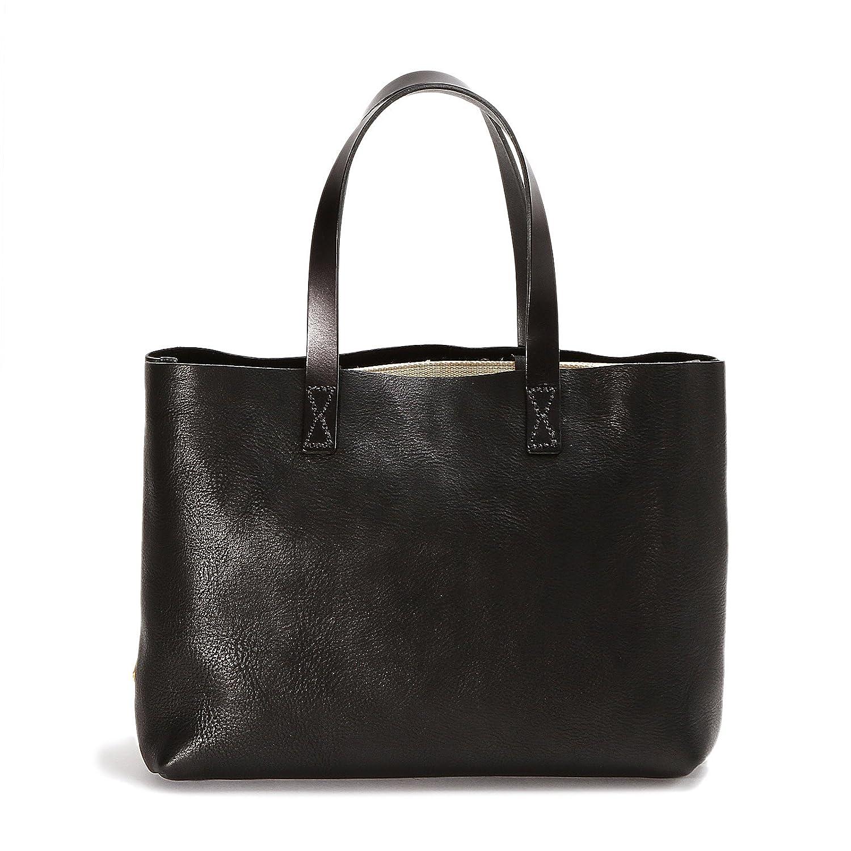 【正規販売店】スロウ トートバッグ bono zip tote bagSLOW 49S39D Black B01A5EM2YW