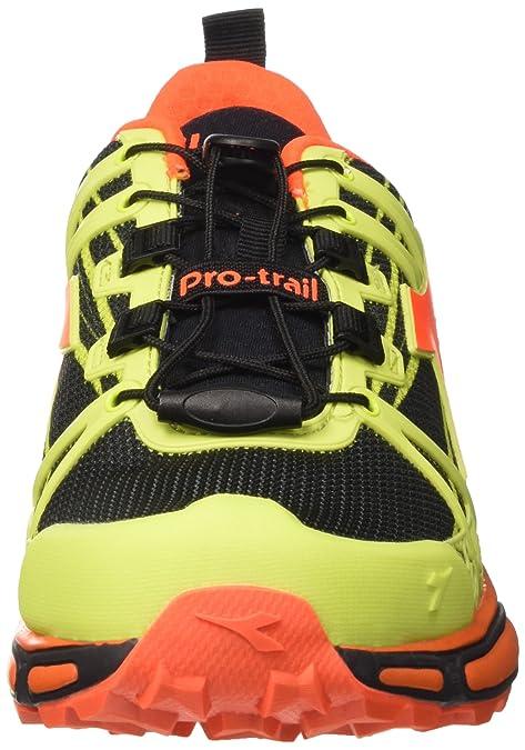 Zapatos amarillos Diadora Trail Race para mujer OjnrI7tj1