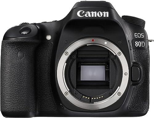 Canon 80D best video cameras under $1000