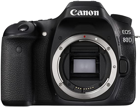 Review Canon EOS 80D Digital