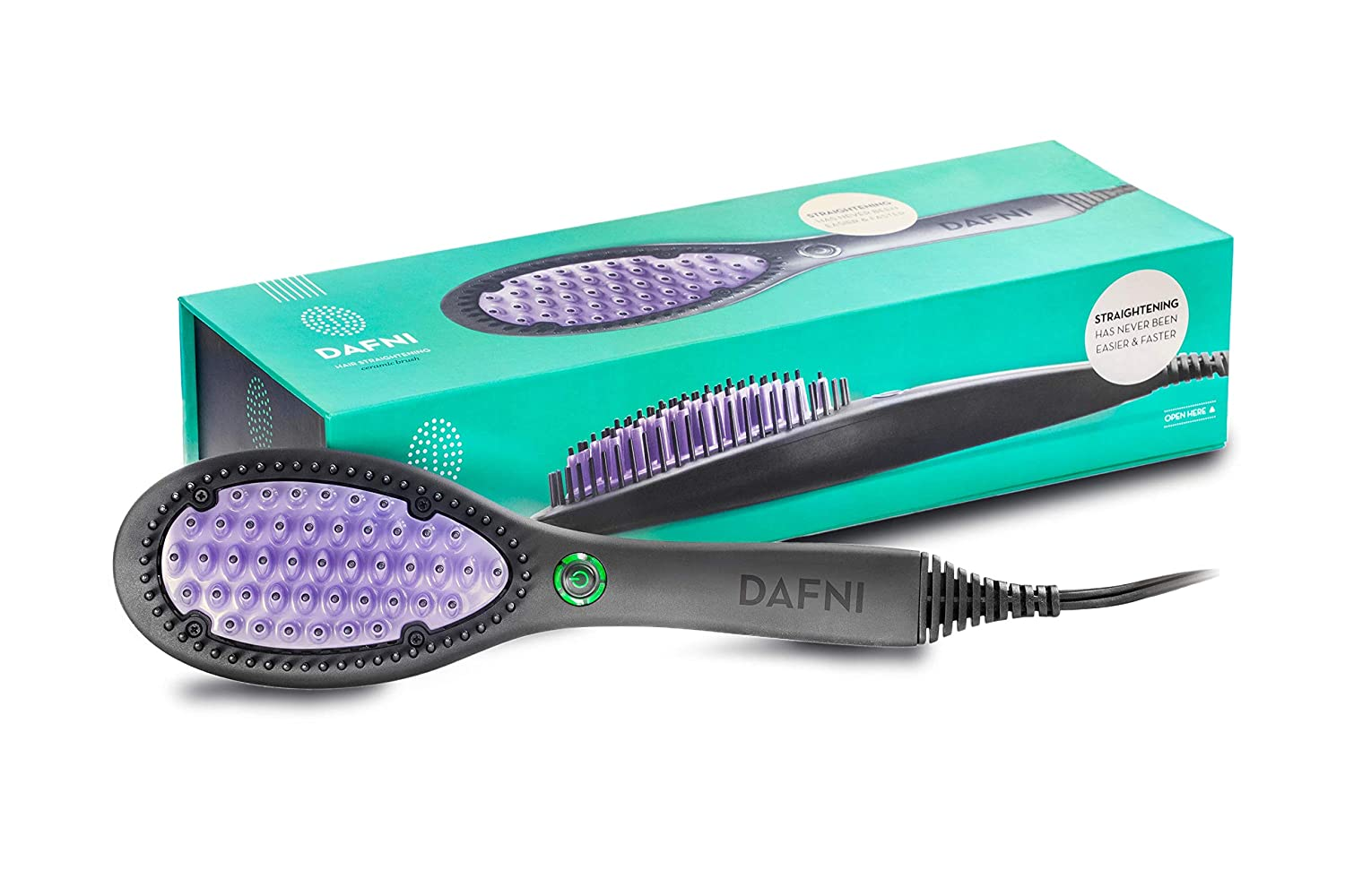 DAFNI Hair Straightening Brush