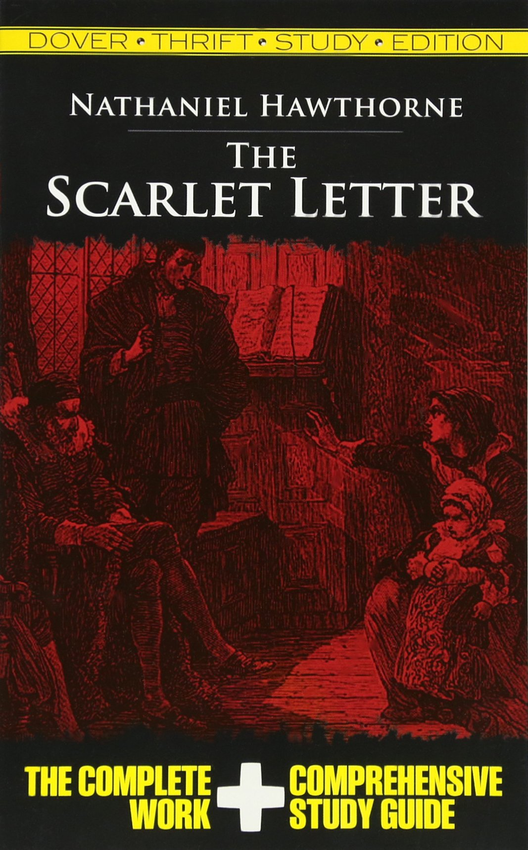 an analysis of nathaniel hawthorne novel the scarlet letter The romance novel, the scarlet letter, written by nathaniel hawthorne depicts the puritans to be hypocritical, harsh, and unforgiving through his use of.