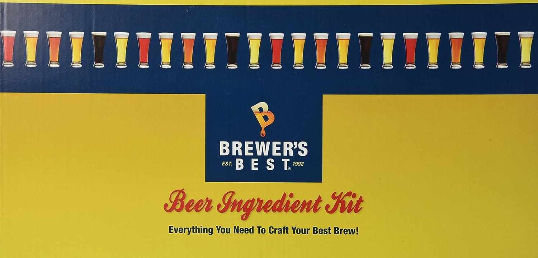 Brewer's Best - Home Brew Beer Ingredient Kit (5 gallon), (Scottish Ale)