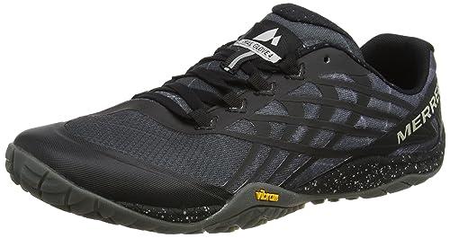 Merrell de Trail Glove 4, Zapatillas de Merrell Correr para Hombre: 0e2173