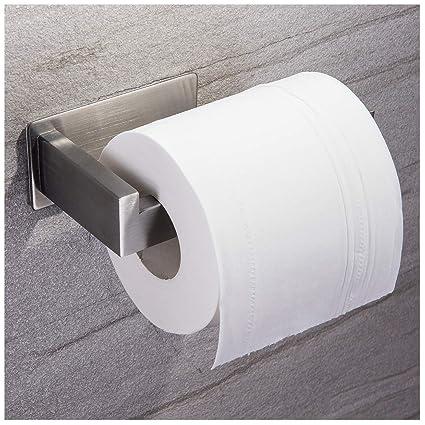 Storage Shelves & Racks Home Storage & Organization Generous Adhesive Paper Towel Holder Under Cabinet For Kitchen Bathroom Brushed