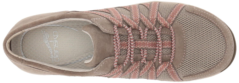 Dansko Women's Honor Sneaker B072XVVXSF 39 M EU (8.5-9 US)|Walnut Suede