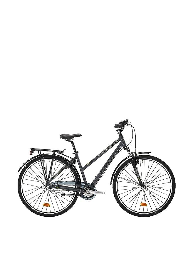 Berg Bikes Bicicleta Crosstown T3 Lady 700Cc Gris Única: Amazon.es ...