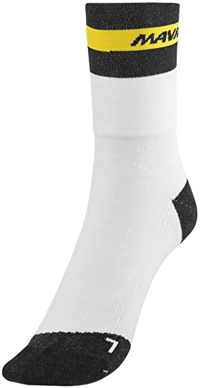 Mavic - Ksyrium Elite Thermo, Color White/Black, Talla EU 39-42
