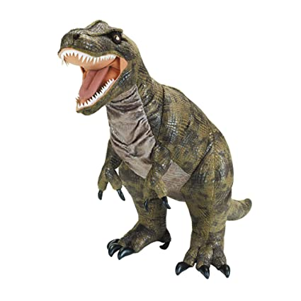 National Geographic T-Rex Lelly Plush, Green