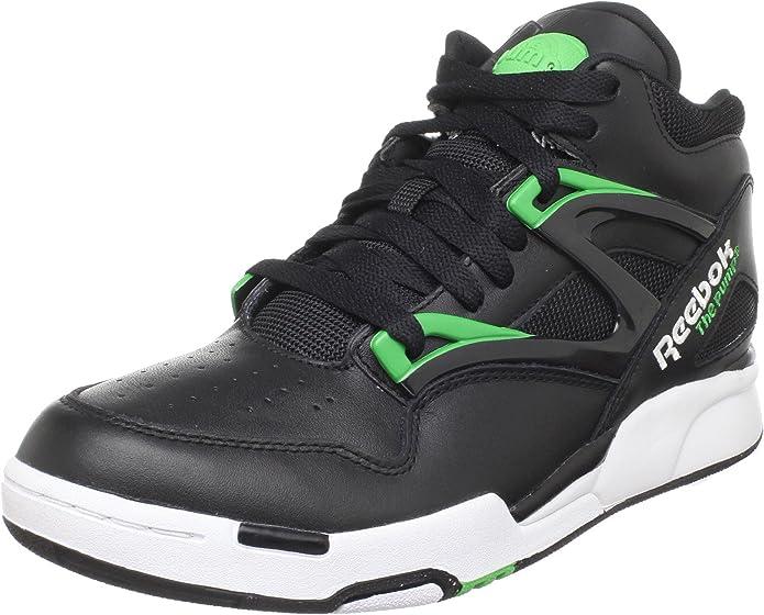 motivo Departamento No puedo  Amazon.com | Reebok Men's Pump Omni Lite Classic Sneaker | Fashion Sneakers