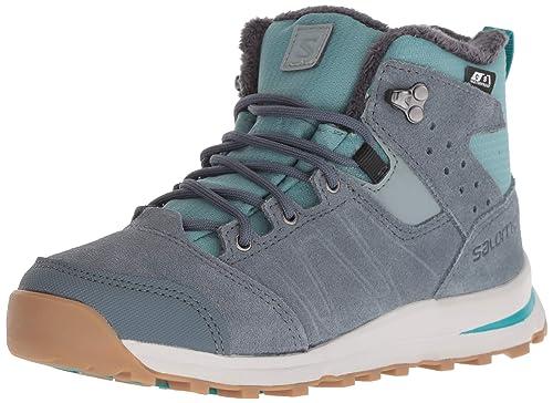 Salomon Utility Ts CSWP J Trail Running Shoe